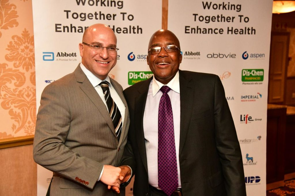Department of Health and PHEF celebrate investment in human resources