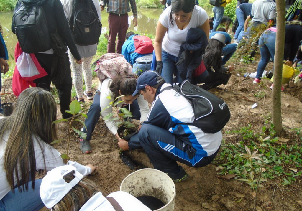 Caring for the environment - Colombia