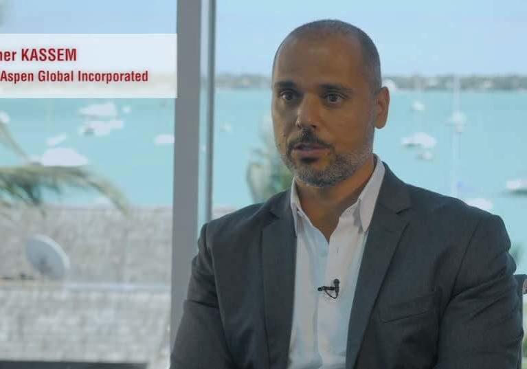 Samer Kassem, CEO AGI